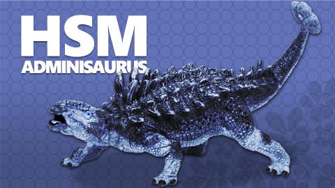 HSM Adminisaurus